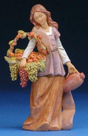 Amazon.com: Fontanini BETHANY Figurine 5 Inch Series