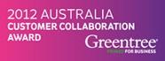 Greentree Award for Customer Collaboration