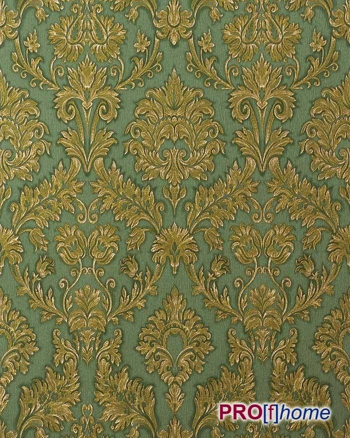 39 best Tapeten images on Pinterest Wall papers, Damascus and - goldene tapete modern design