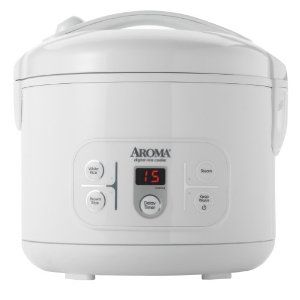 #3: Aroma ARC-996 12-Cup (Cooked) Digital Rice Cooker and Food Steamer: Food Steamer, Steel Cut Oats, Steamer 35 99, 12Cup Cooking, Rice Cooker, Digital Rice
