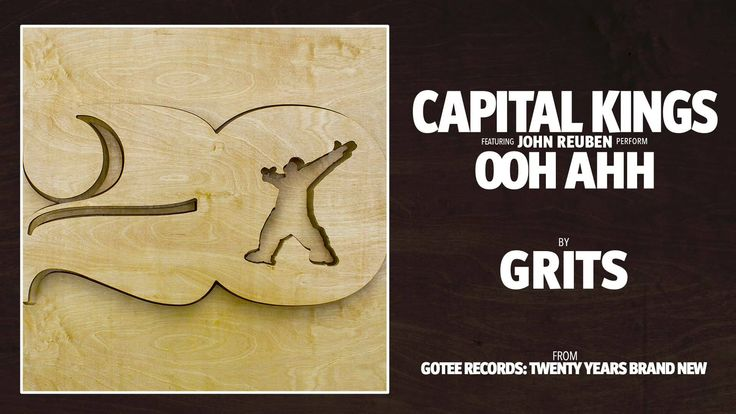 Capital Kings - Ooh Ahh (feat. John Reuben) [AUDIO] - awesome cover of the original song!!