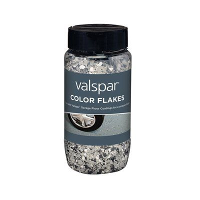 valspar decorative color flakes - Sdb Chocolat Taupe
