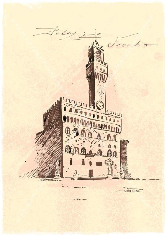 Palazzo Vecchio Rome