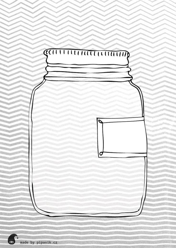 free  jar printable by pipasik