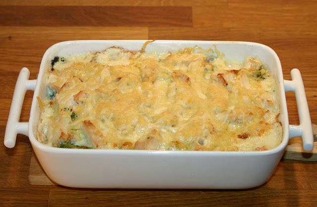 Metoda Montignac: Zapiekanka brokułowa