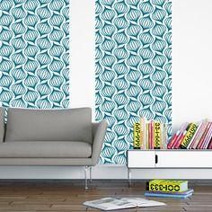 uniquement les 25 meilleures id es de la cat gorie papier peint bleu canard sur pinterest art. Black Bedroom Furniture Sets. Home Design Ideas