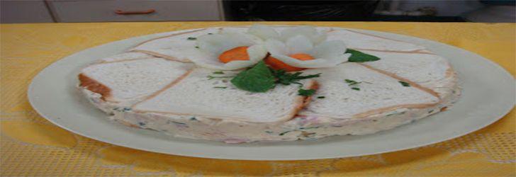 Aprenda a fazer Torta Gelada De Palmito! Acompanhe o passo-a-passo com fotos explicativas e aproveite para ver as outras receitas fáceis e rápidas...