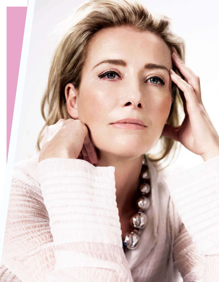 Emma Thompson.  Beautiful in every way.