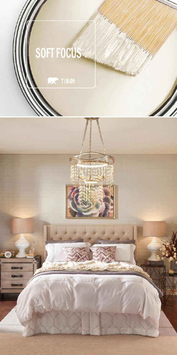 Color Of The Month Soft Focus Colorfully Behr Home Decor Paint Colors For Home Room Colors New soft room paint color