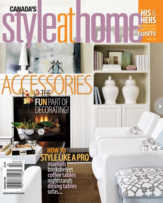 21 best WORK | COVERS images on Pinterest | Style at home, Home ...