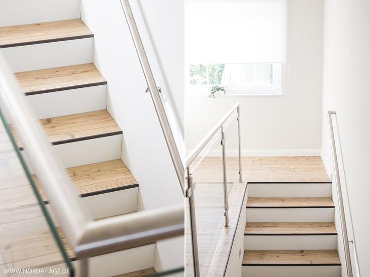 die besten 25 treppengel nder edelstahl ideen auf pinterest stahlgel nder metalltreppe und. Black Bedroom Furniture Sets. Home Design Ideas