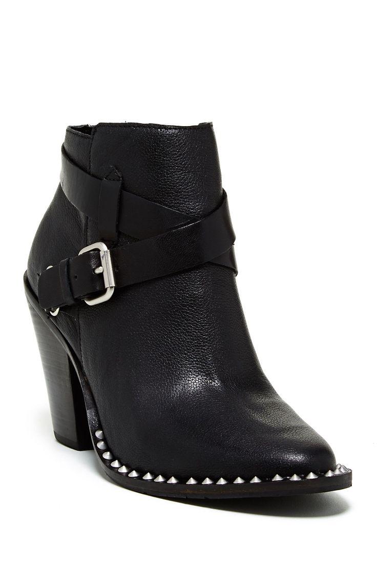 Black boot sandals - Black Boot