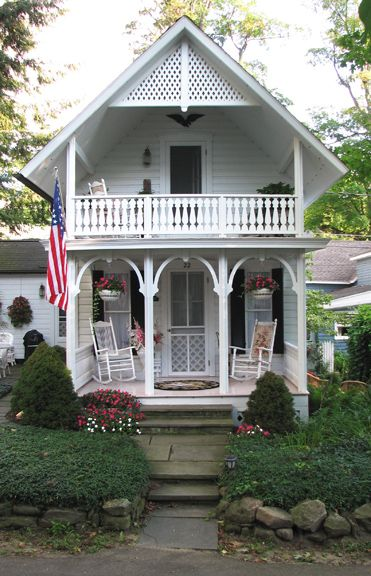 122 best images about chautauqua institute new york on for Perfect cottage