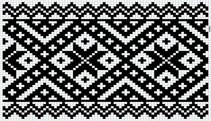 Costume, jewelery, tissues & Tole Painting: Kvarde smøyg pattern