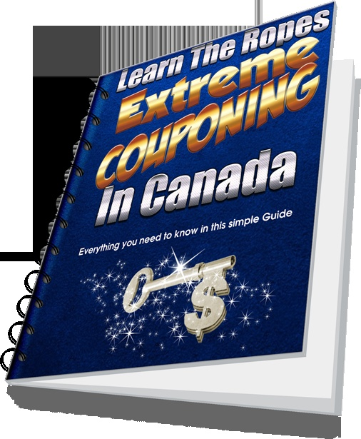 Learn the Ropes to Extreme Couponing in Canada: FREE EBOOK