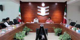 IEEPCO comunicación incluyente y con enfoque de género: Comisión de Comunicación