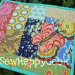 sewhappygeek.co.ukMugrugs Placemats T, Sewing Mugs Rugs, Fabrics Scrap, Sewing Quilt Projects, Mug Rugs, Rugs Tutorials, Fabric Scraps, Shinee Design, Crafts