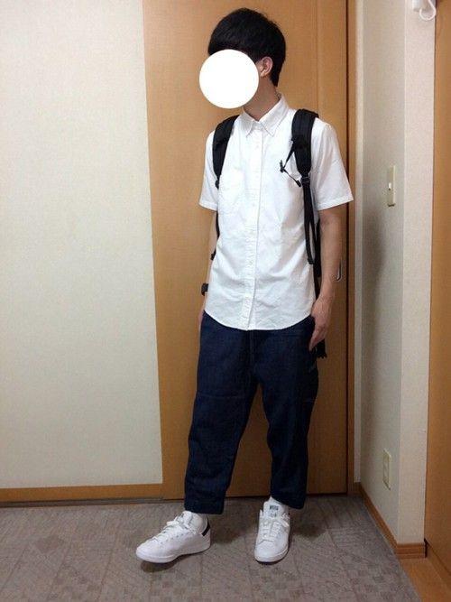 Naokiバックパック/リュック「HELLY HANSEN SKARSTIND 30」Styling looks