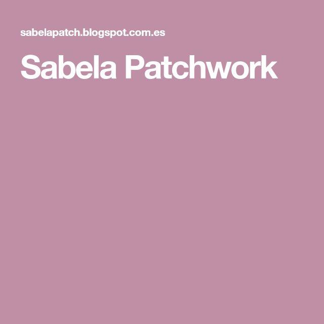 Sabela Patchwork