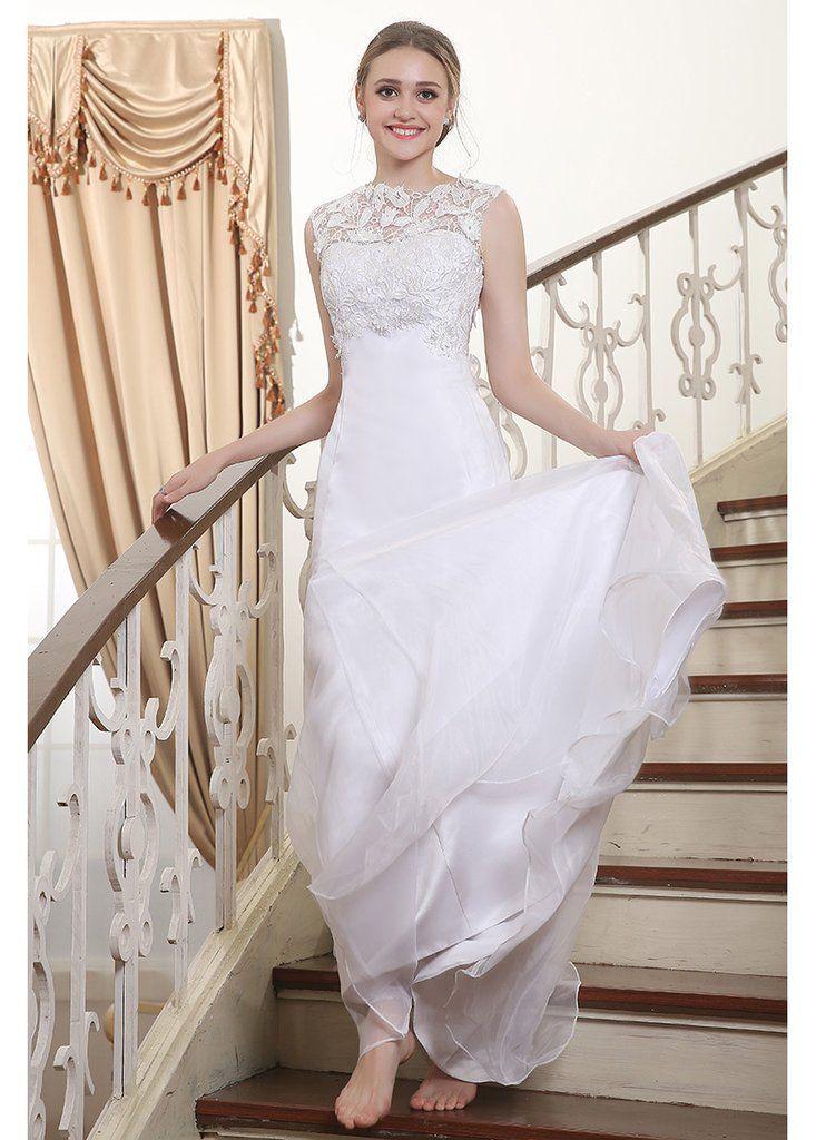 fb843d5e959 Rustic Mermaid Long Bridal Dress  weddings  weddingdress  bride  bridal   bridalgown  angrila  white  lace