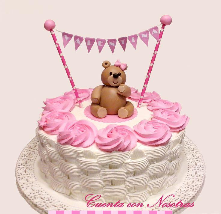 Torta Baby Shower Torta Osita
