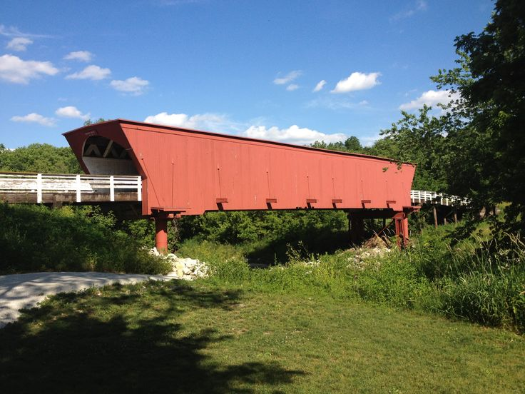 Covered bridges | The Covered Bridges of Madison County | Get Me Outta Here