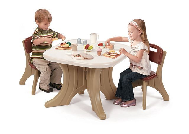 Step2 New Traditions Kids' 3 Piece Table & Chair Set $35.39 (walmart.com)