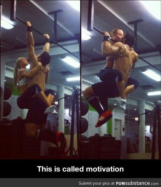 Motivation at the gym
