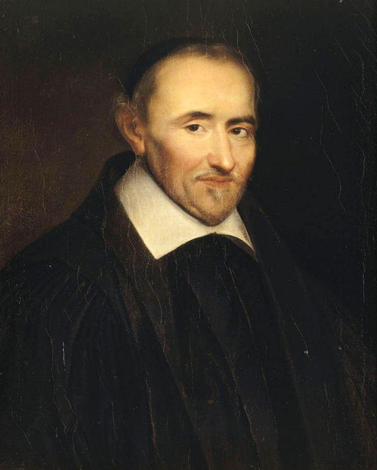 PIERRE GASSENDI (1592-1655). Sacerdote católico francés, filósofo, astrónomo y matemático, representante de la tradición materialista, quien se oponía a los intentos de René Descartes para basar las ciencias naturales en fundaciones dualistas. Louis-Édouard Rioult.