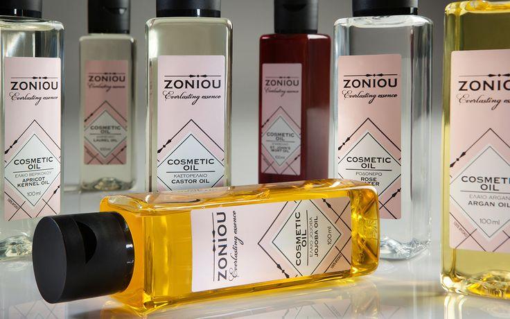 Cosmetic Oils  Jojoba Oil, Argan Oil, Almond Oil, Laurel Oil
