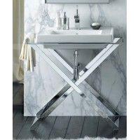 #ArtivDesignCenter Struttura per lavabo bagno Pozzi Ginori Novecento 86x80x51 cm https://www.facebook.com/pages/Artiv-Design-Center/120027678056383