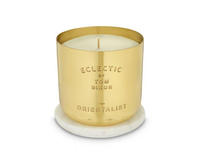 Scent Orientalist Medium Brass | Candles & Fragrance | Tom Dixon