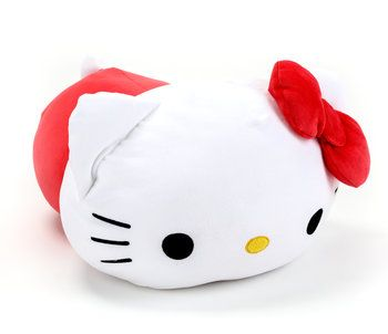 SANRIO CHARACTERS x moni moni ANIMALS: Hello Kitty Large Plush