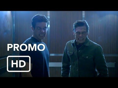 """ALL NEW! Teen Wolf - 6x20 """"The Wolves of War"""" Official Sneak Peek #4 """"Theo Rescues Liam"""" (TWC) - YouTube"""