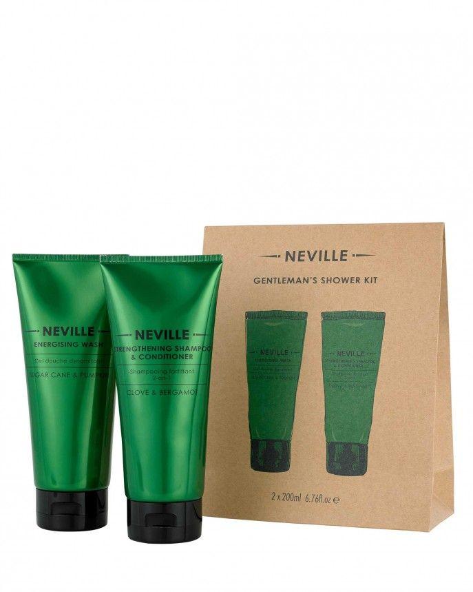 Neville Gentleman's Shower Kit