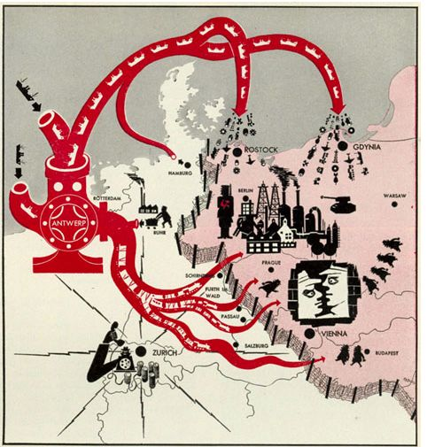 Books about the Cold War's influence on U.S. history?