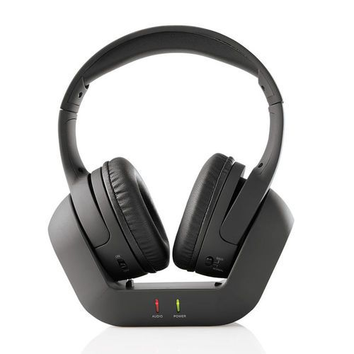 Digital Wireless TV Headphones brookstone