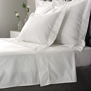Beaufort Bed Linen Collection   The White Company
