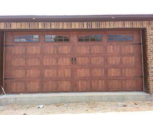Garage Door Sensor Lights One Red One Green