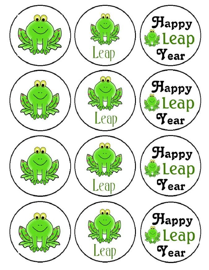 This is a graphic of Dynamite Leap Year Printable