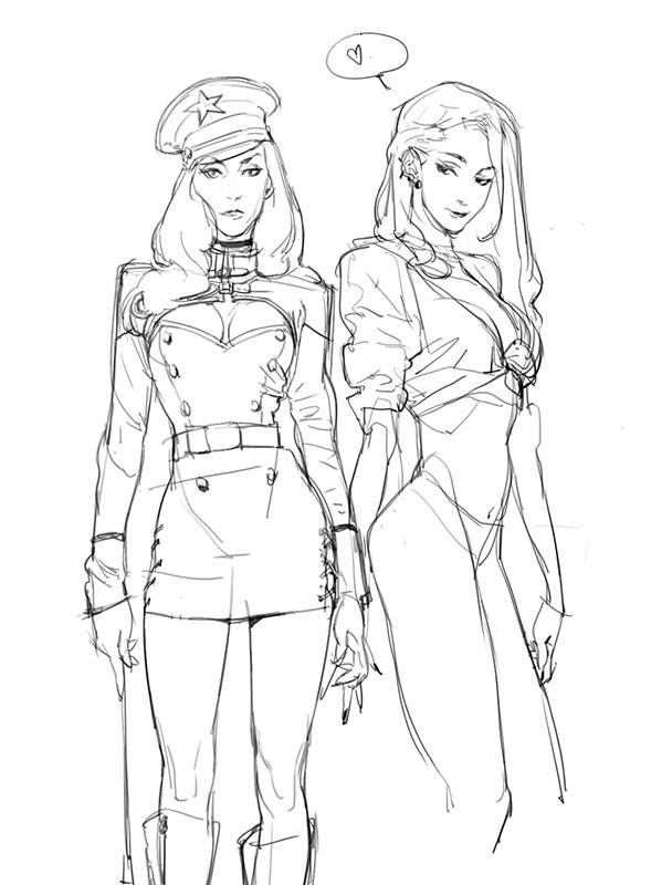 Morning Sketch 0331  by Kim Il Kwang