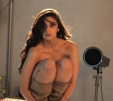 Alia Bhatt Hot Photoshoot Video - Its All About Bollywood