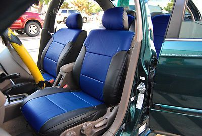 Details about HONDA CIVIC 1997-2002 IGGEE S.LEATHER CUSTOM ...