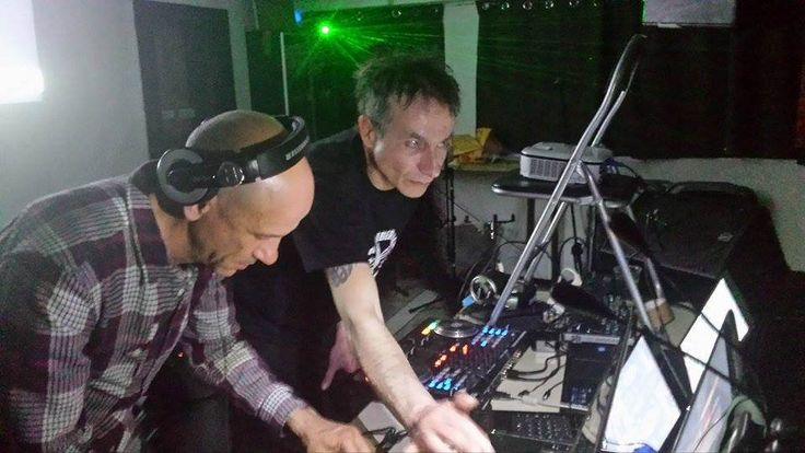https://flic.kr/p/semx7i   technoterra soundsystem con DubWaiser e DJ Stockholm, NO CAGE 18 5 2015   foto si riferiscono al seguente evento technoterrasoundsystem.wordpress.com/2015/03/13/technoter...