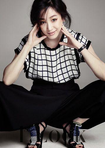 Kmuse's Top 10 Actor Challenge - #7 Jung Ryeo Won | the crazy ahjummas