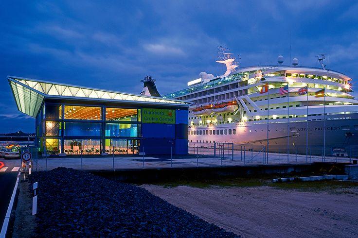 HafenCity Hamburg  Cruise Center