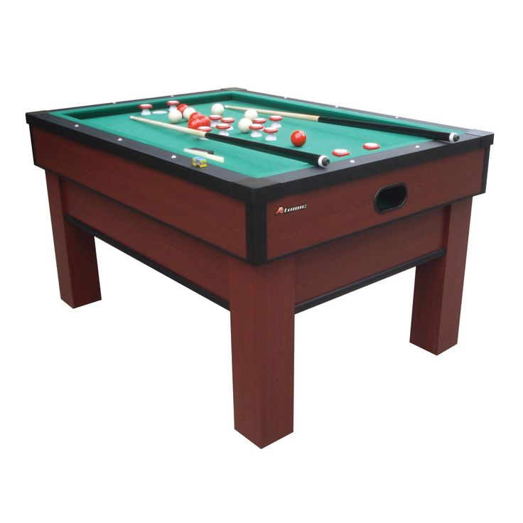 Atomic Bumper Pool Table - G02251AW