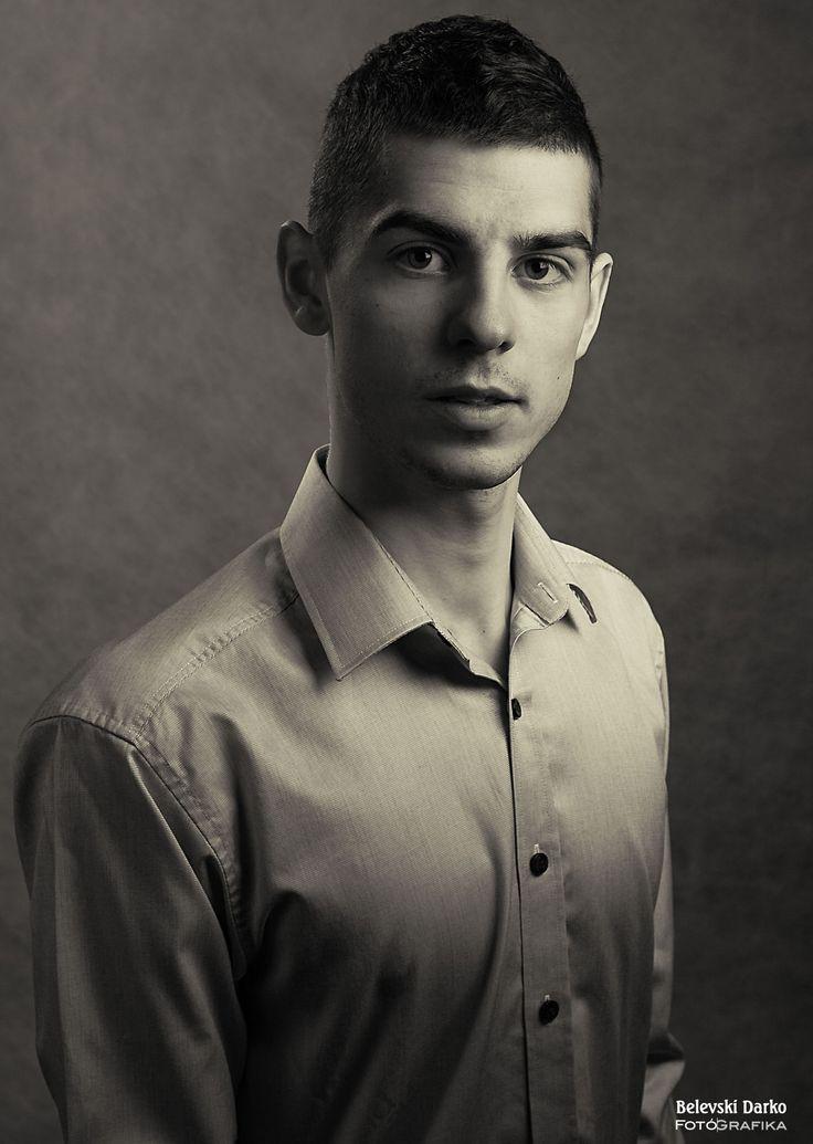 Mátyás by Darko Belevski on 500px