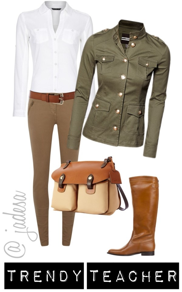 1000+ images about Brown / khaki pants outfits on Pinterest | Colored pants Pants and Skinny pants