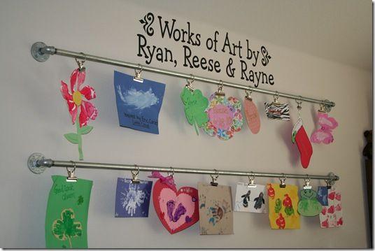 Art display!